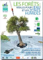 JMZH 2011 sur le thème « Les Forêts : vitales pour l'eau et les zones humides »