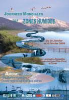 JMZH 2009 sur le thème « D'Amont en Aval, les zones humides nous relient les uns aux autres »
