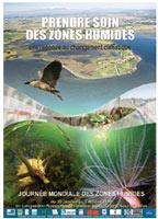 JMZH 2010 sur le thème « Prendre soin des zones humides - une réponse au changement climatique »