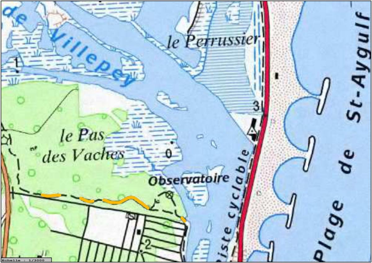 Cr ation d un platelage en bordure des tangs de villepey 83 - Camping les jardins de villepey saint aygulf ...