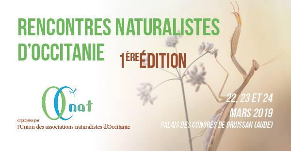 Les rencontres naturalistes d Occitanie